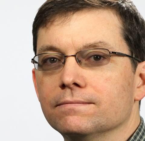 Studio headshot of Jeff Rohan