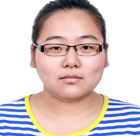Studio headshot of Junxiu Yu