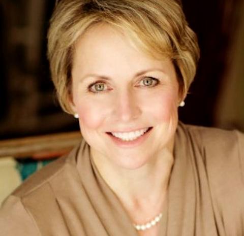 Studio headshot of Kate Domico
