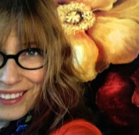 Studio headshot of Veronica Terrill